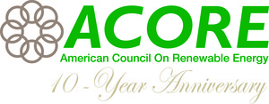ACORE  American Council on Renewable Energy