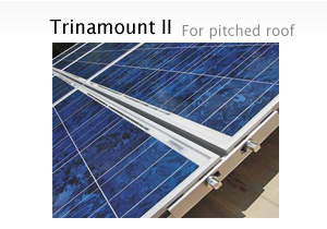 Trinamount II: For Pitched Roofs