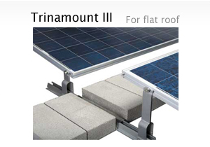 Trinamount III: For Flat Roofs