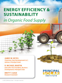 Energy Efficiency & Sustainability in Organic Food Supply